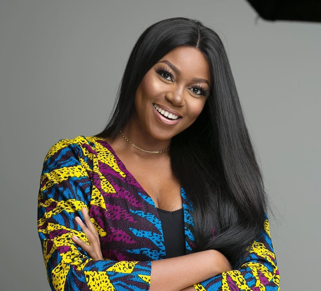 , Slim tea and waist trainers will not give you a snatched body – Yvonne Nelson warns ladies, Frederick Nuetei