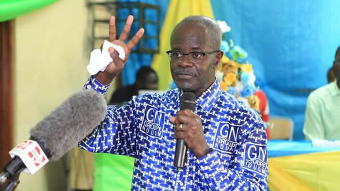 , Groupe Nduom wins GHC174m judgment debt against Health Network, Frederick Nuetei