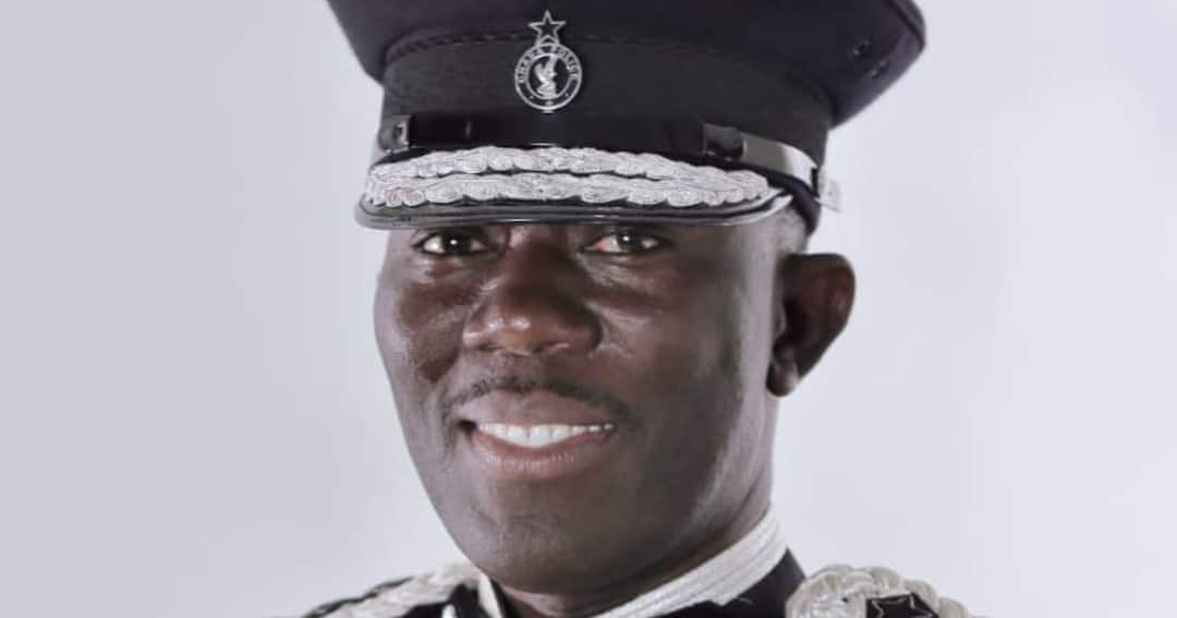 , COP George Akuffo Dampare to replace James Oppong-Boanuh as new Inspector General of Police, Frederick Nuetei