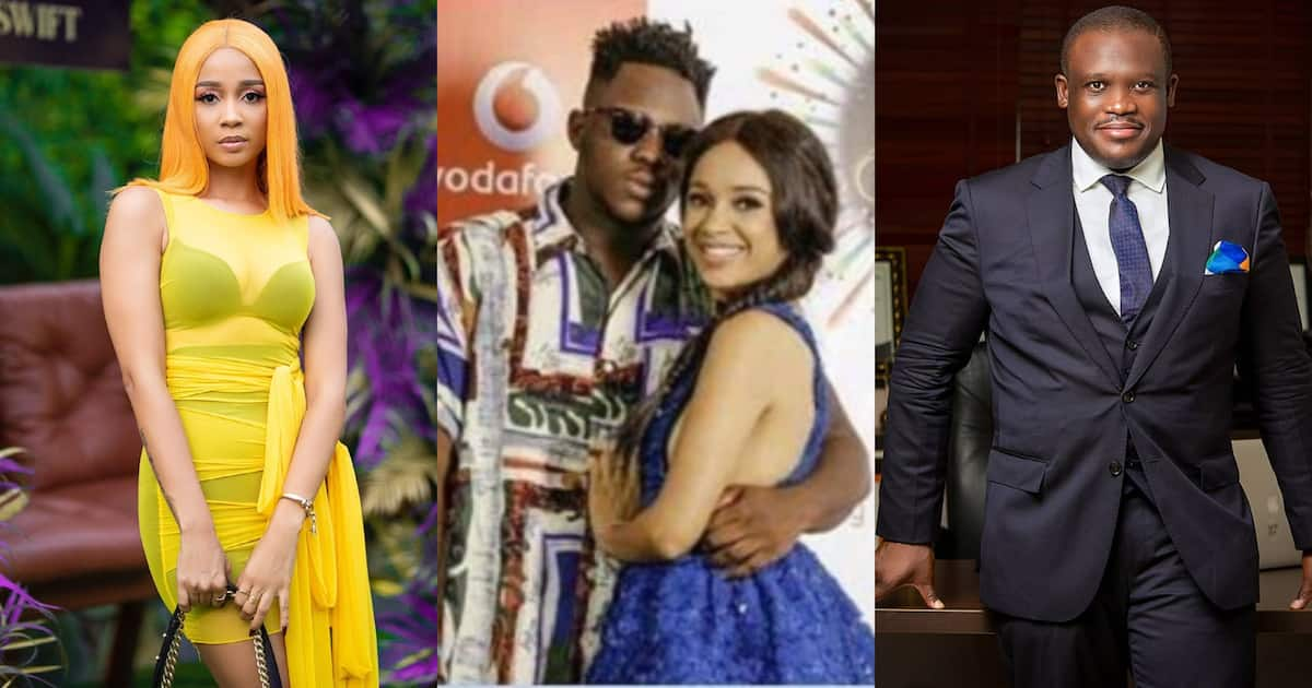 , Sam George Vs Sister Derby: MP Uses Medikal To Mock Singer As They Dirty Themselves On Social Media, Frederick Nuetei