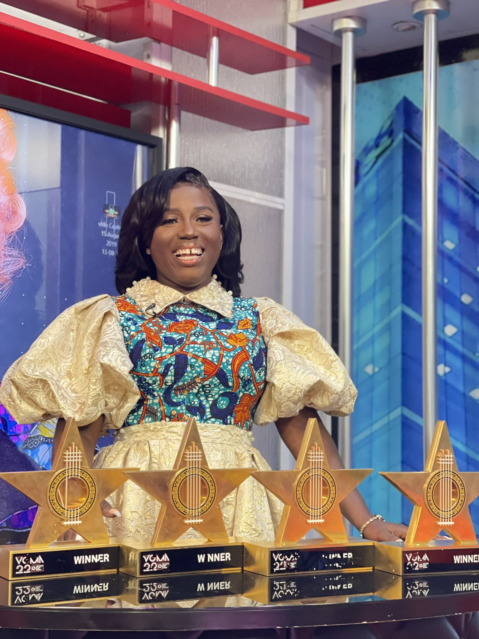, Diana Hamilton justifies her VGMA Artiste of the Year win, Frederick Nuetei