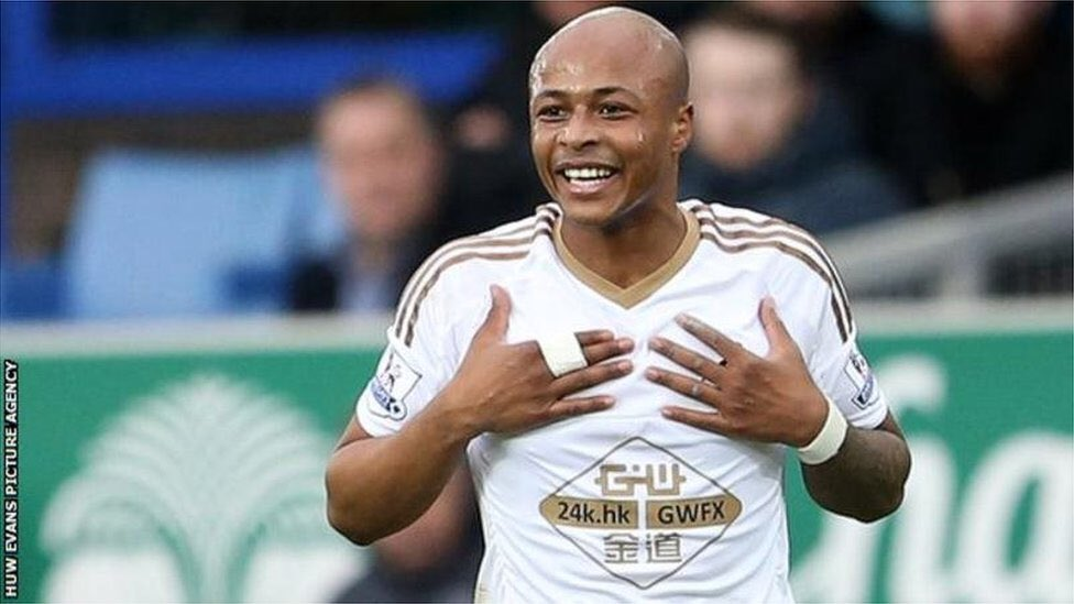 , BREAKING: Qatari giants Al Sadd have announced the signing of Ghana captain Andre Ayew, Frederick Nuetei