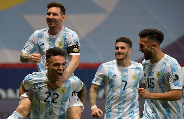 , Copa America: Argentina beat Colombia 3-2 on penalties to reach final against Brazil, Frederick Nuetei