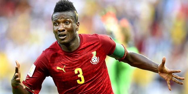 , GFAwards21: Asamoah Gyan speaks in video after he was honoured with Player of the Decade Award, Frederick Nuetei