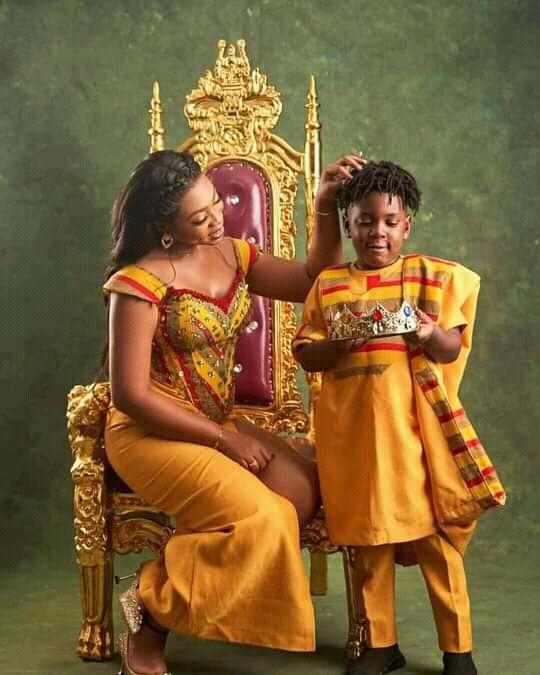 , Shatta Michy dedicates Majesty to God at a baptism ceremony as he marks 6th birthday, Frederick Nuetei