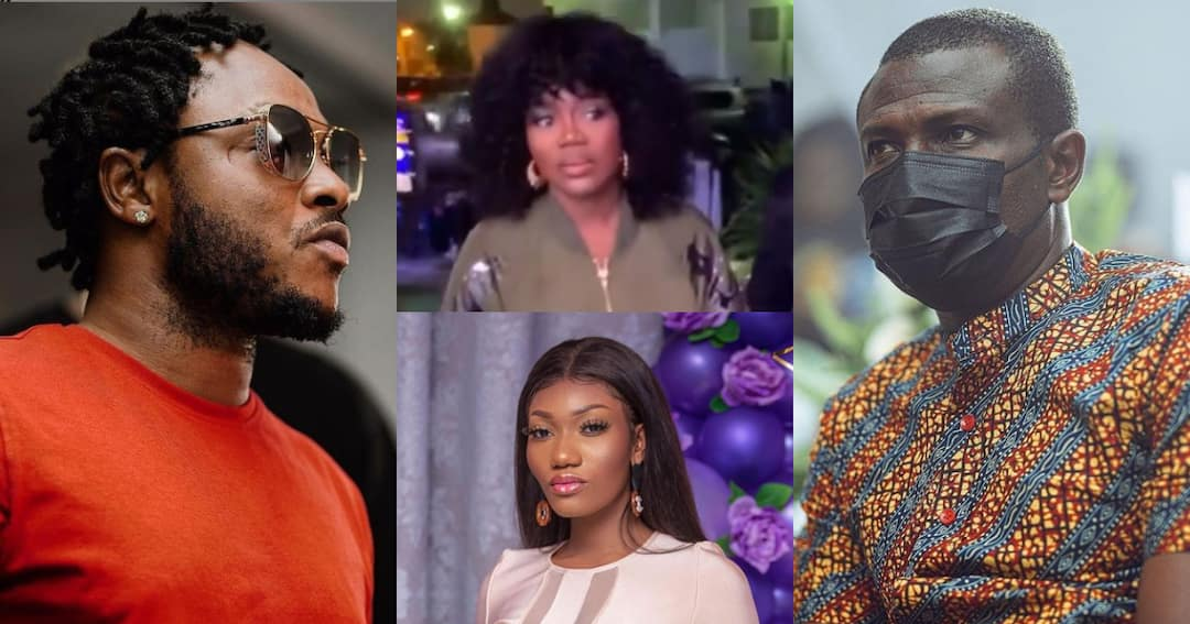 , GMAwardsUK21: Wendy Shay, Keche, other stars storm launch of 5th edition in Accra, Frederick Nuetei