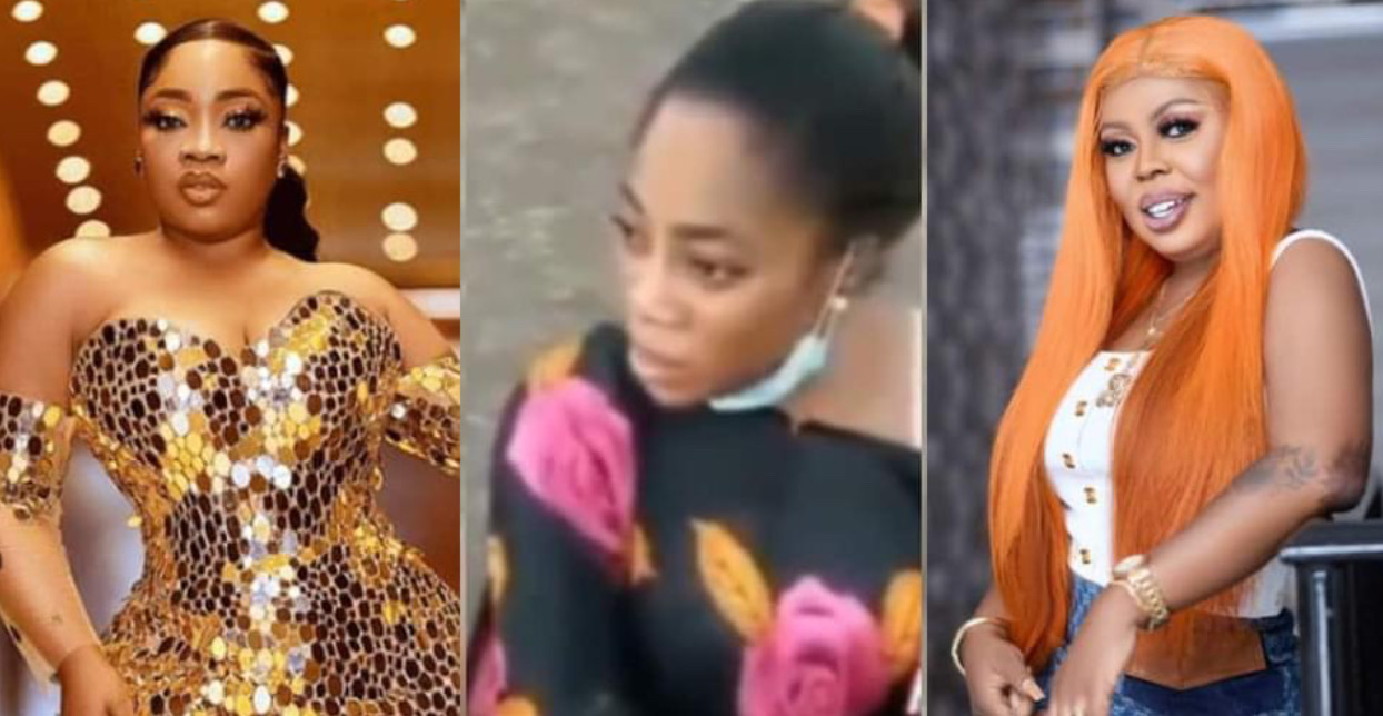 , It is not a man – Afia Schwar opens up in new video on what is wrong with Moesha Boduong, Frederick Nuetei