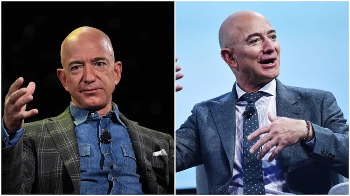 , Jeff Bezos is again World's Richest man, reclaims lost 1st position with GHS 1.1 trillion wealth, Frederick Nuetei