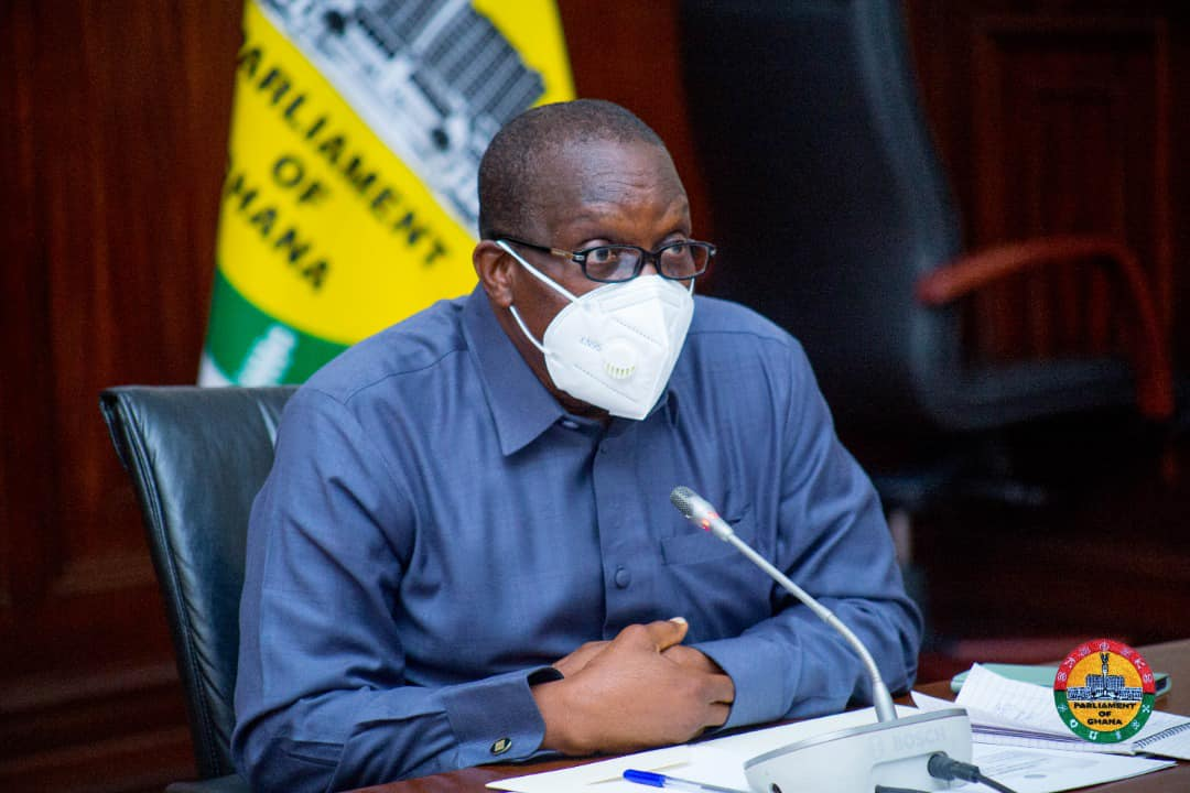 , One dead as Speaker of Parliament, Alban Bagbin's convoy involved in accident, Frederick Nuetei