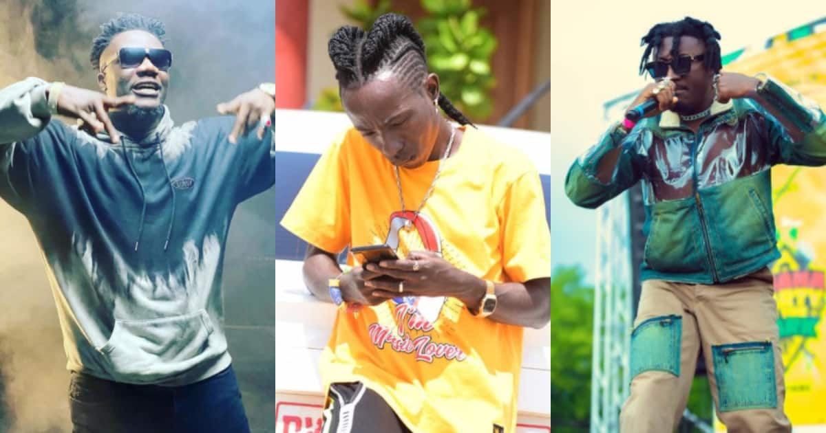 , Patapaa angrily jabs Amerado for mentioning his name amidst 'beef' with Obibini (video), Frederick Nuetei