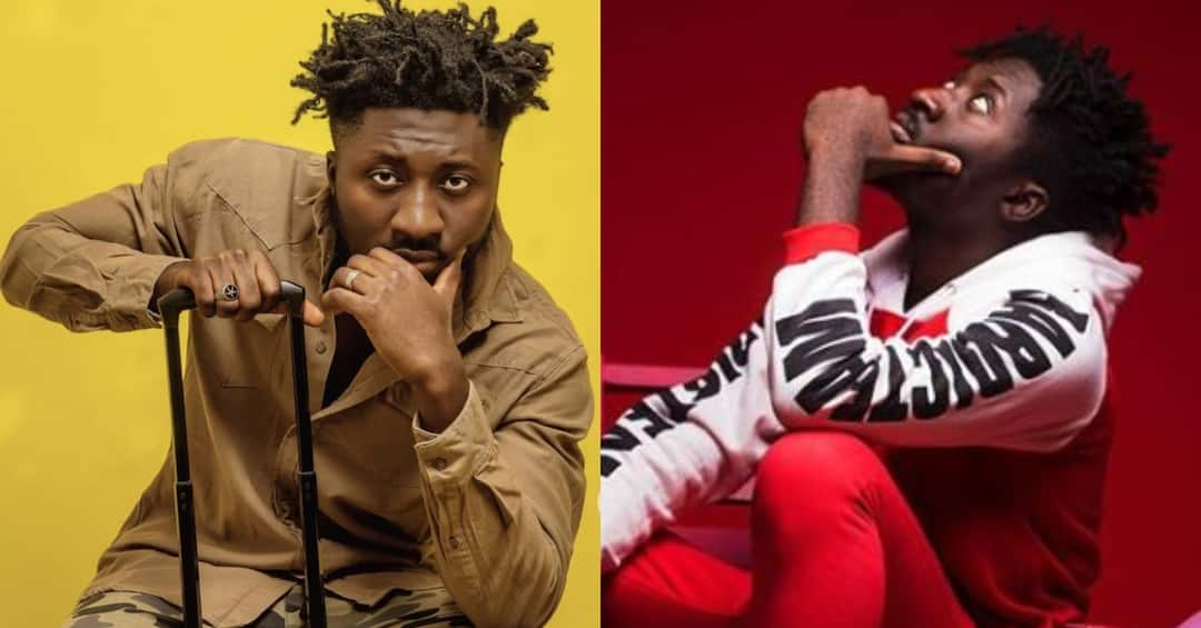 , I am currently the most relevant rapper in Ghana – Amerado, Frederick Nuetei