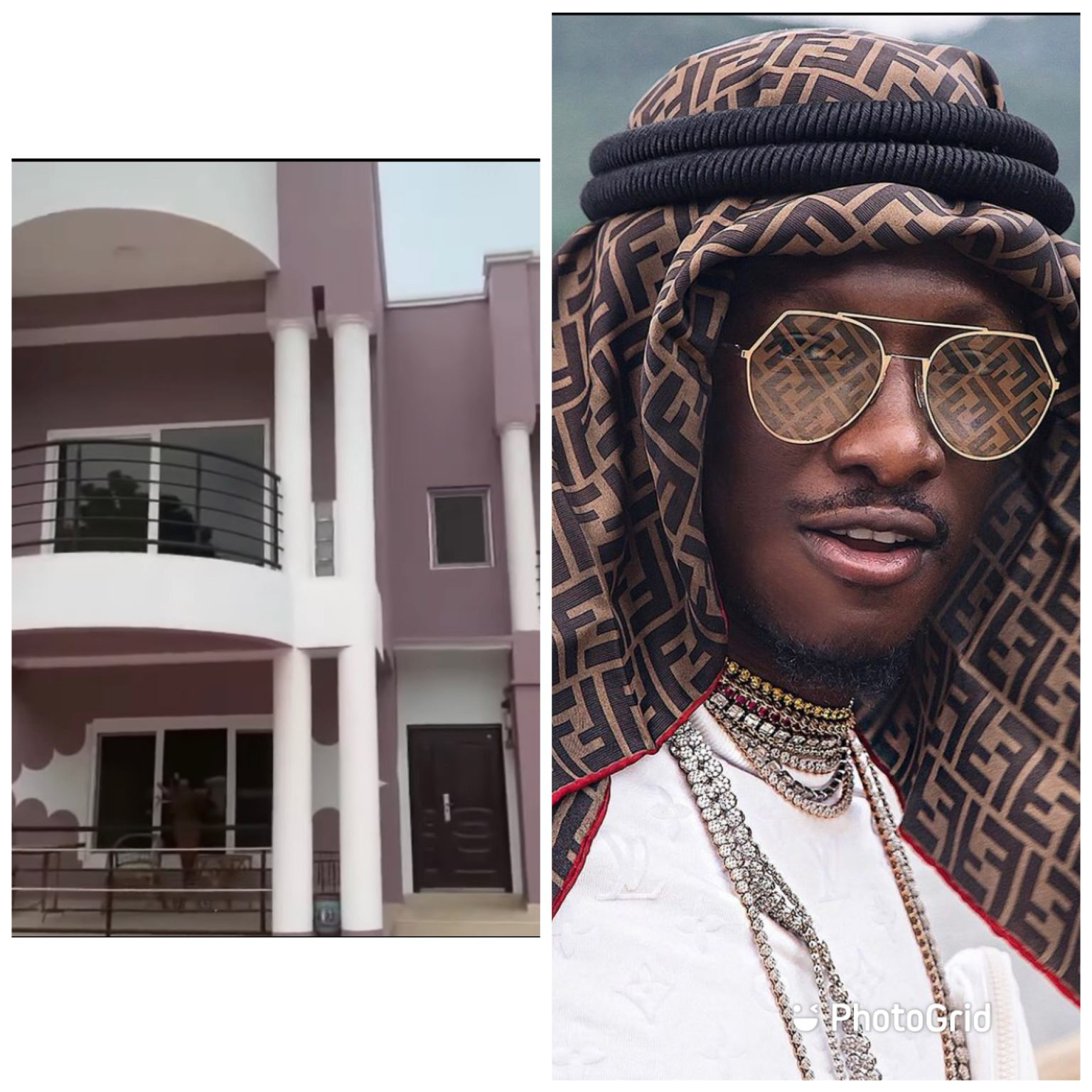 , Cheddar: Nana Aba Anamoah gets businessman to gift 5-bedroom house to conjoined twins; video drops, Frederick Nuetei