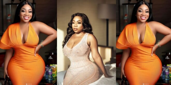 , Moesha Boduong: First photo drops as actress gets better, Frederick Nuetei