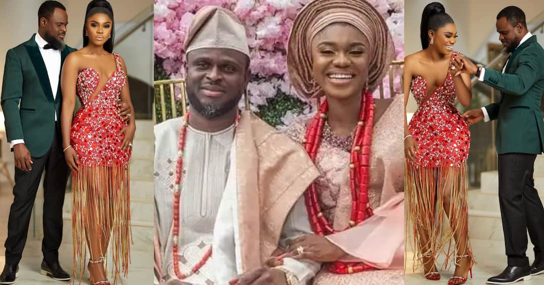 , Becca's husband Tobi surprises her with a trip to Paris on their 3rd wedding anniversary, Frederick Nuetei
