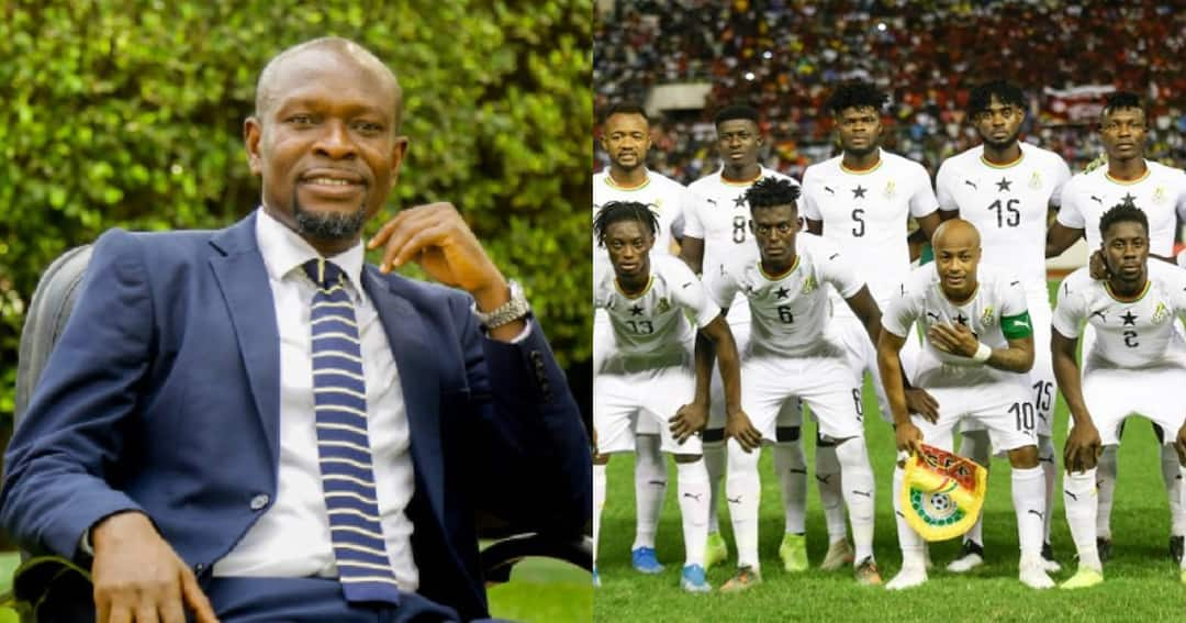 , C.K Akonnor names 30-man squad for WC qualifiers against Ethiopia and South Africa, Frederick Nuetei