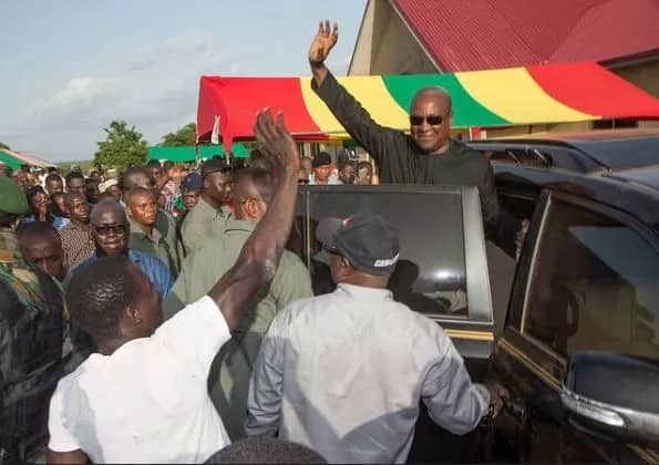 , NDC will put in all efforts to win 2024 elections on the ground, not Supreme Court – John Mahama, Frederick Nuetei