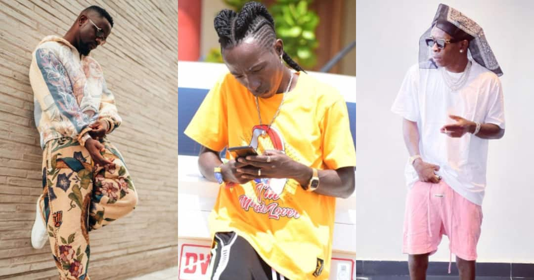 , Do l look funeral-performing artiste? Patapaa asks over disrespect from Sark, others (video), Frederick Nuetei