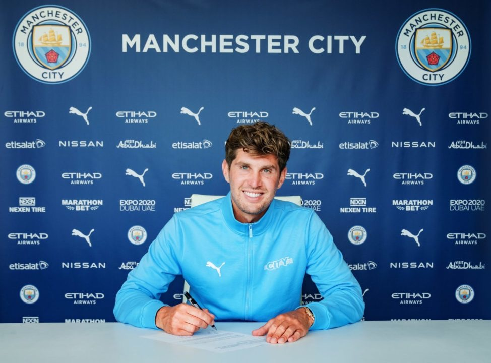 , John Stones extends contract with the Citizens, Frederick Nuetei