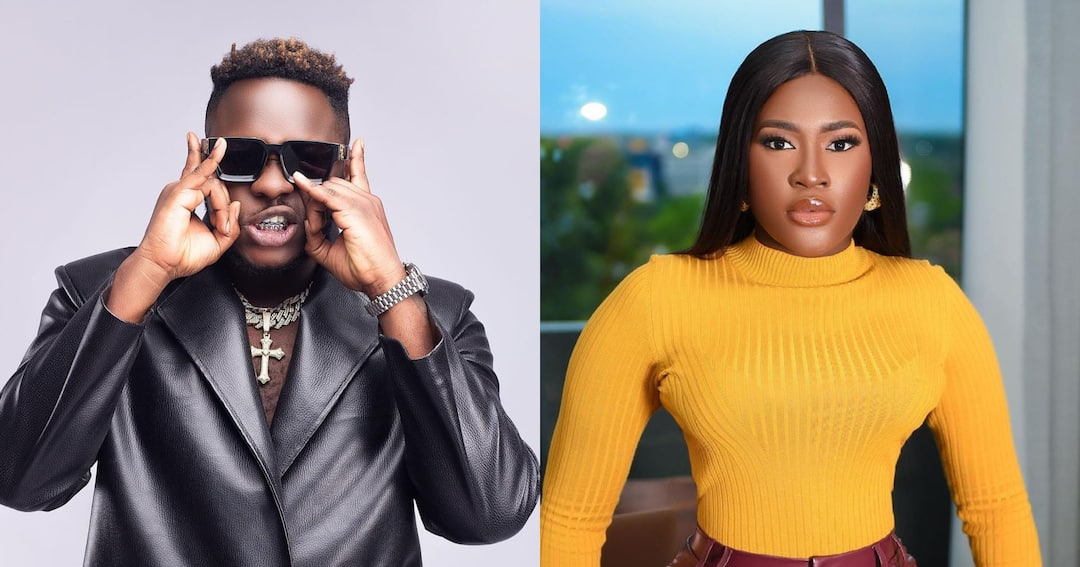, Fella Makafui: Medikal eulogizes his wife on her 26th birthday; shares 9 lovely videos, Frederick Nuetei