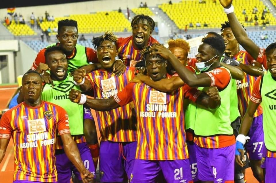 , Accra Hearts of Oak crowned champions of MTN FA Cup 2020/21 season, Frederick Nuetei