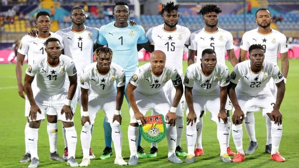 , Ghana to face Morocco, Gabon and Comoros in the AFCON 2021 group stage, Frederick Nuetei