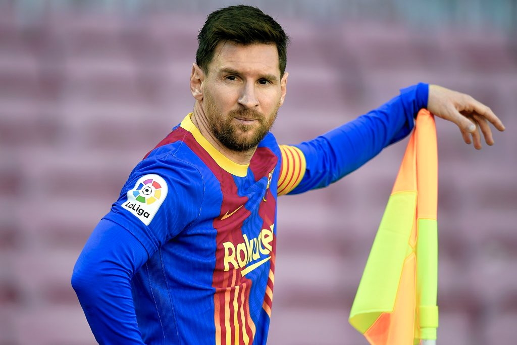 , Lionel Messi: Barcelona say Argentina forward will not stay at club, Frederick Nuetei