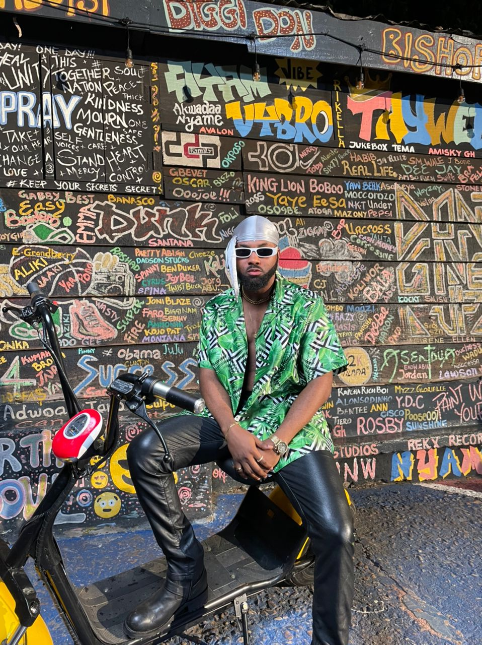 , Nanky out with new ampiano song titled 'No Devil', Frederick Nuetei