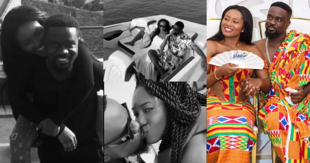 , Sarkodie narrates how Tracy Sarckess gave him a tough time when he wanted her, Frederick Nuetei