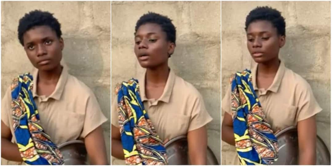 , 17-year-old hawker with super voice goes viral after strangers discovered her, Frederick Nuetei