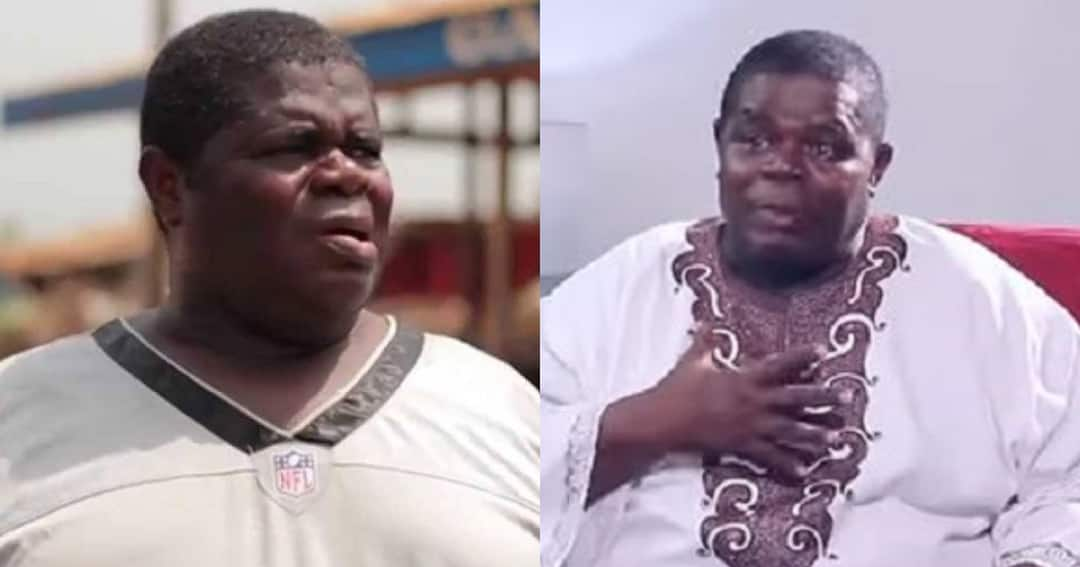 , Psalm Adjeteyfio: Actor TT receives more cash from donors; falls on his knees in gratitude, Frederick Nuetei