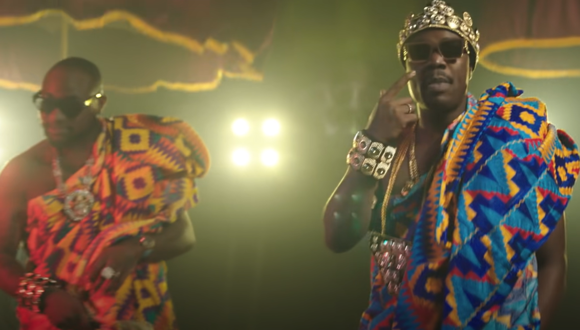 , WATCH: Darkovibes team up with Davido for 'Je M'apelle', Frederick Nuetei
