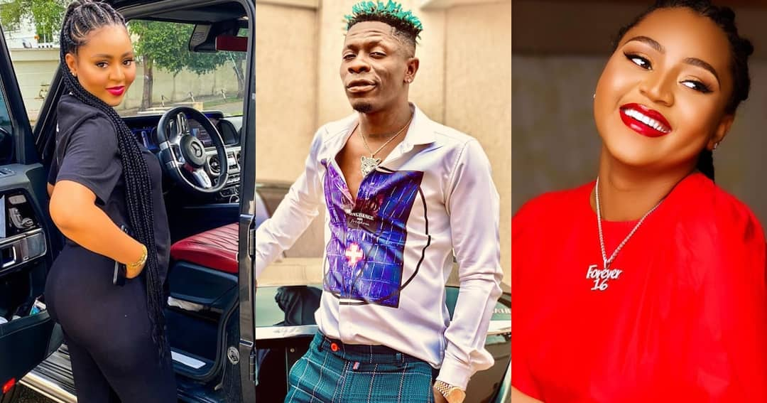 , Regina Daniels: Nigerian actress sings and jams to Shatta Wale's 'Taking Over' song in video, Frederick Nuetei