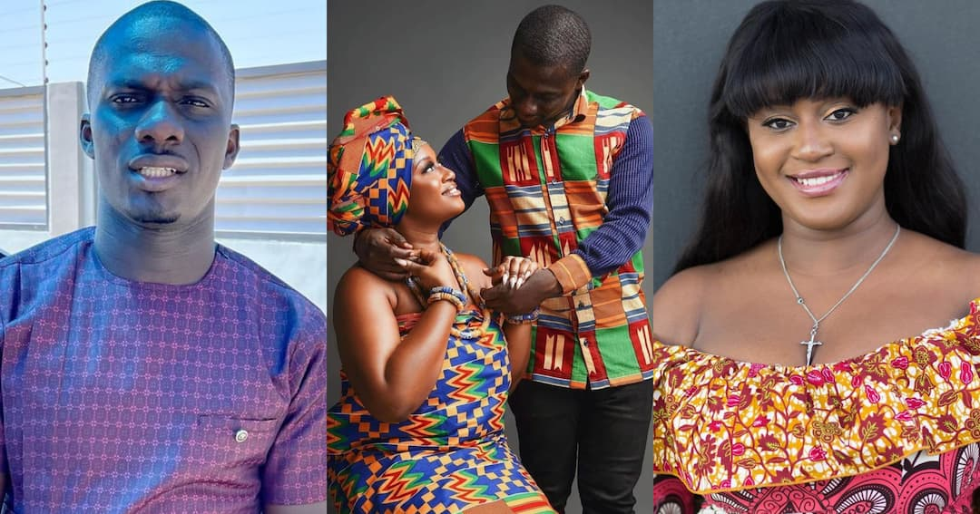 , Zionfelix: Blogger's Italy-based girlfriend Erica Amoa also releases maternity photos, Frederick Nuetei