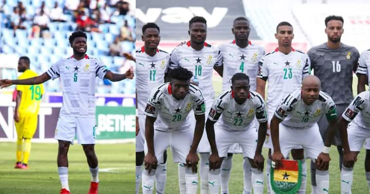 , 2022 World Cup qualifies: Thomas Partey's brilliant freekick earns Ghana victory in Harare, Frederick Nuetei