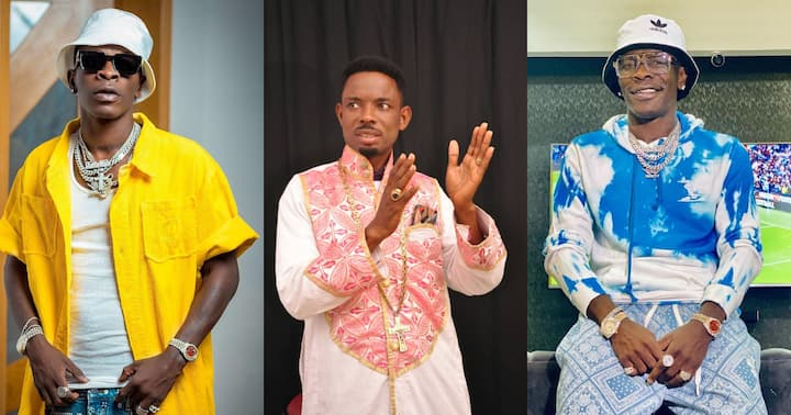 , Just In: Pastor who prophesied Shatta Wale's shooting arrested by police, Frederick Nuetei