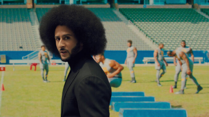 , Netflix reveals the first trailer for the Colin Kaepernick series from Ava DuVernay, Frederick Nuetei